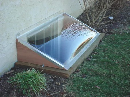 Window Well Covers For Masonry And Wood Window Wells