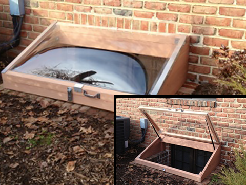 Egress Window Well Covers Window Well Experts Covers By