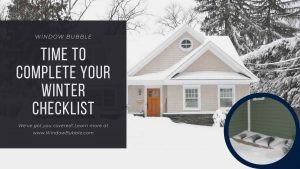 Complete your winter checklist